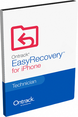Ontrack EasyRecovery Technician for iPhone